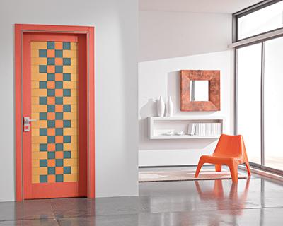 Porte interne dibi - Porte interne colorate ...