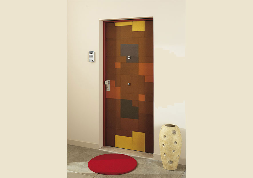 Accessories Double peephole