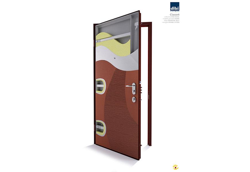884 la porta blindata in classe 4 - Porta blindata classe 4 ...