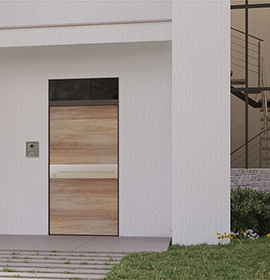 Exterior security doors SeGreta Plus