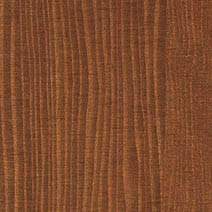 Walnut stained douglas