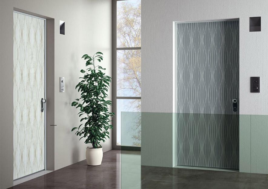 Security doors 884 - DiBi
