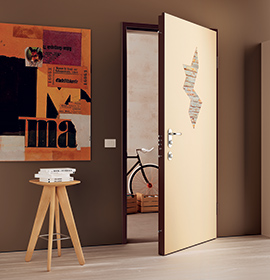 Security doors SeGreta