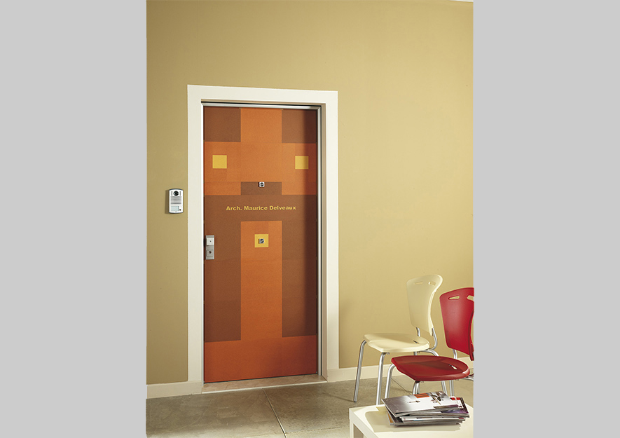 Security doors Sound Plus